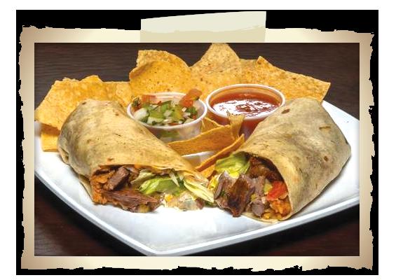 Ojeda's Burritos Grande